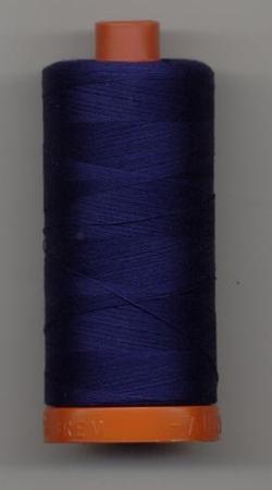 Aurifil Quilting Thread 40 or 50wt Dark Navy 2784