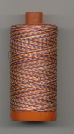 Aurifil Quilting Thread 40 or 50wt Desert Dawn Verigated 4648
