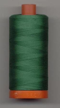 Aurifil Quilting Thread 40 or 50wt Green 2870