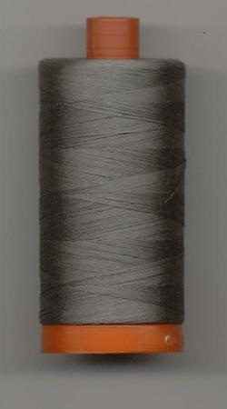 Aurifil Quilting Thread 40 or 50wt Grey Smoke 5004