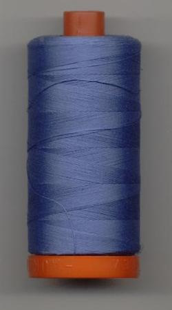 Aurifil Quilting Thread 40 or 50wt Light Blue Violet 1128