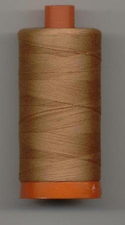 Aurifil Quilting Thread 40 or 50wt Light Chestnut 2330