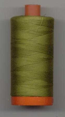 Aurifil Quilting Thread 40 or 50wt Medium Olive 2910