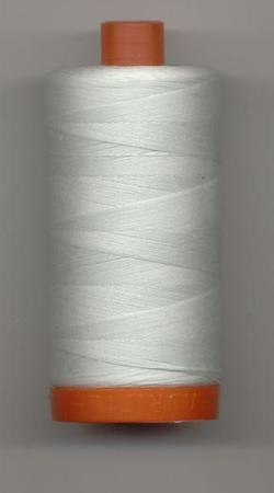 Aurifil Quilting Thread 40 or 50wt Mint Ice 2800
