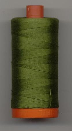 Aurifil Quilting Thread 40 or 50wt Olive 2887