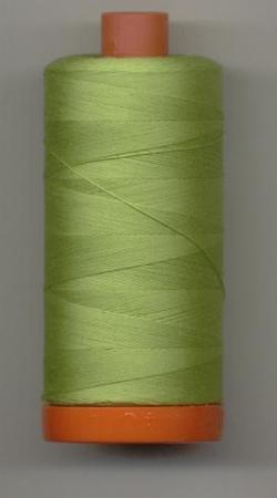 Aurifil Quilting Thread 40 or 50wt  Spring Green 1231