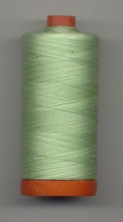 Aurifil Quilting Thread 40 or 50wt Spring Green Verigated 3320