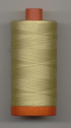 Aurifil Quilting Thread 40 or 50wt Very Light Brass 2915
