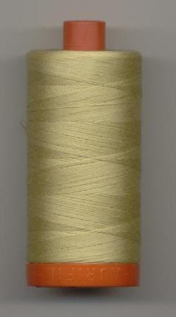 Aurifil Quilting Thread 40 or 50wt Very Light Brass 2915