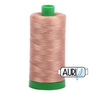 Aurifil Quilting Thread 40 or 80wt 2340 Cafe au Lait