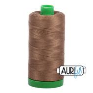 Aurifil Quilting Thread 40wt 1318 Dark Sandstone