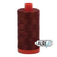 Aurifil Quilting Thread 40wt 4012 Copper Brown
