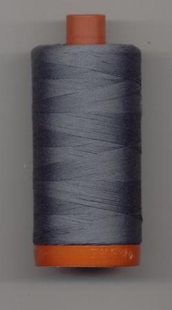 Aurifil Quilting Thread 50 and 80wt Grey 1246