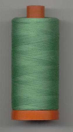 Aurifil Quilting Thread 50 or 80wt Light Emerald 2860