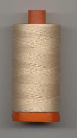 Aurifil Quilting Thread 50 or 80wt Pale Flesh 2315