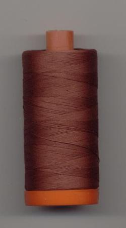 Aurifil Quilting Thread 50wt Raisin 2345