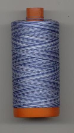 Aurifil Quilting Thread 50wt Storm At Sea 4655