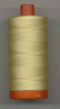 Aurifil Quilting Thread 50wt Wheat 2125