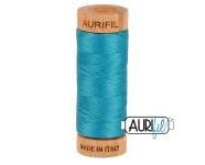 Aurifil Quilting Thread 80wt Dark Turquiose 4182