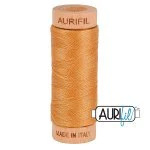 Aurifil Quilting Thread 80wt Golden Toast 2930