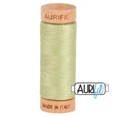 Aurifil Quilting Thread 80wt Light Avocado 2886