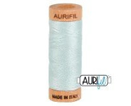 Aurifil Quilting Thread 80wt Light Grey Blue 5007