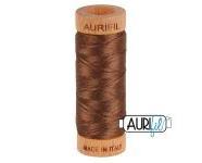 Aurifil Quilting Thread 80wt Medium Bark 1285
