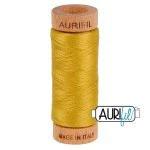 Aurifil Quilting Thread 80wt Mustard 5022