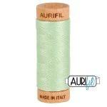 Aurifil Quilting Thread 80wt Pale Green 2880