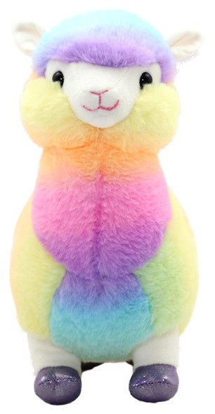 Aurora Llama Soft Toy