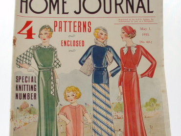Australian Home Journal 1930s