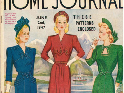 Australian Home Journal 1940s