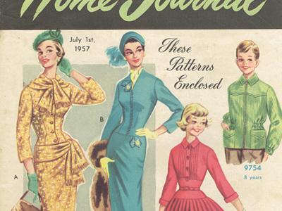 Australian Home Journal 1950s