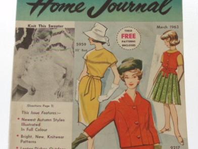 Australian Home Journal 1960's