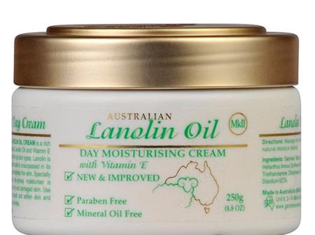 Australian Lanolin Day Moisturising Cream 250g x 2