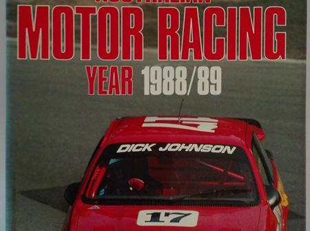 Australian Motor Racing 1988/89 Vol.18