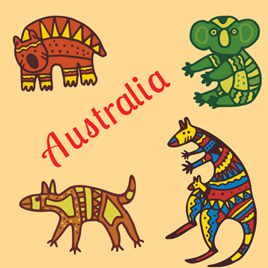 Australian Themed