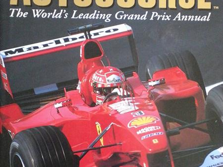 Autocourse 2000-2001 50th Anniversary Edition