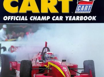 Autocourse Cart Official Champ Car Yearbook 1998-99