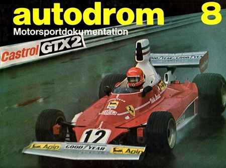 autodrom 8 Motorspotdokumentation