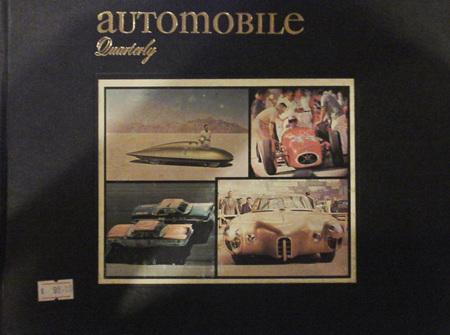 Automobile Quarterly Vol1 No1