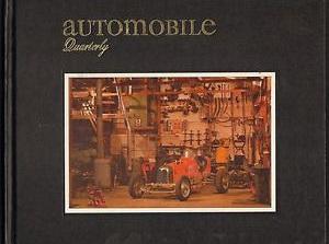 Automobile Quarterly Vol18 No1