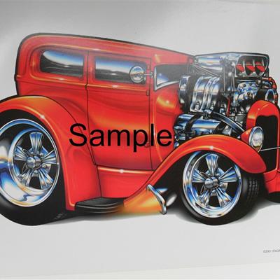 Automobilia and Automotive Art