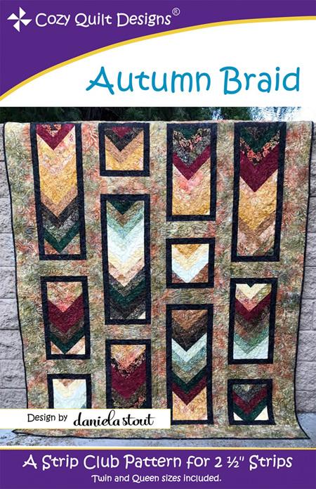 Autumn Braid Quilt Pattern