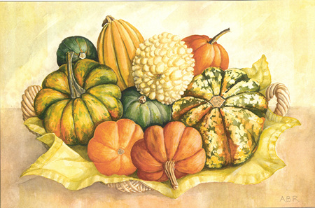 'Autumn treasure' (small)