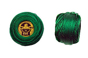 Available - DMC Pearl Cotton Balls - Size 12