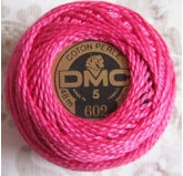 Available - DMC Pearl Cotton Balls - Size 5