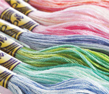 Available - DMC417 Colour Variations Stranded Cotton Skeins