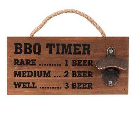 Avanti BBQ Timer Bottle Opener
