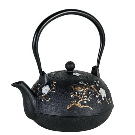 Avanti Blossom Cast Iron Teapot 1.1L